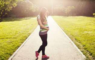 Exerciții simple pe care le poți face în timpul sarcinii