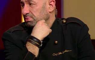 Motivul pentru care chef Cătălin Scărlătescu a rămas fără păr