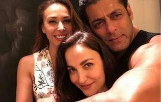 Salman Kahn a apărut la o nuntă fără Iulia Vântur.