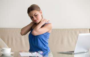 tensiunile musculare pot fi provocate și de stres