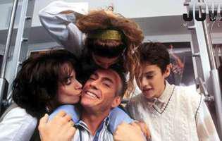 Jean-Claude Van Damme are o fiică superbă care i-a moștenit pasiunea pentru arte marțiale