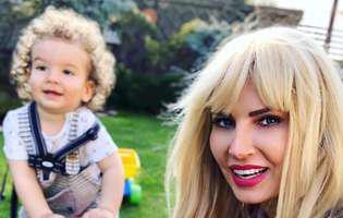 """Andreea Bănică a mărturisit că are mari probleme de sănătate: """"Eu de trei luni de zile nu-mi iau copilul în brațe…"""""""