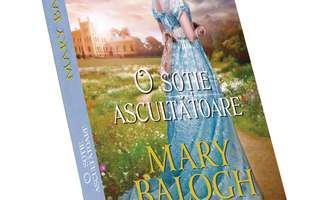"""""""O soție ascultătoare"""" de Mary Balogh – o aventură conjugală"""
