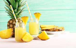 De ce e bine să mănânci ananas în fiecare zi