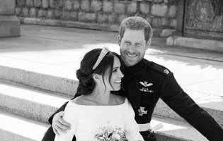 povestea din spatele fotografiei de nunta a lui Harry si Meghan