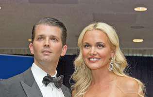 Vanessa Trump si Donald Trump Jr