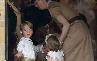 Micul prinț George, pe urmele reginei! Iată ce face fiul lui Kate Middleton și al prințului William la doar 4 ani