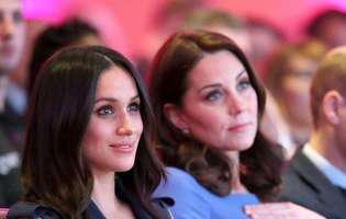 Abia a intrat în familia regală, dar Meghan Markle deja i-a luat fața lui Kate Middleton