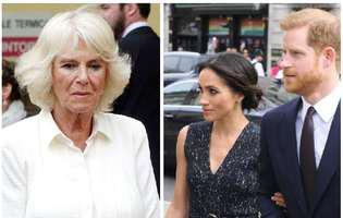 """Camilla Parker, atac dur la adresa Meghan Markle: """"Este o rușine pentru familia regală britanică. Dacă eu eram regină...."""""""