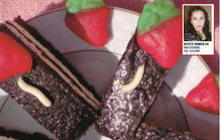 Prăjitură cu ciocolată