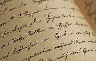 scris personalitate