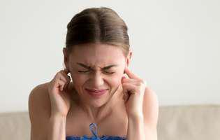 țiuie urechile