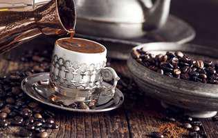 cum sa ghicești în caimacul din cafea