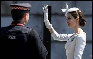 Angelina Jolie a plagiat-o ep Meghan Markle