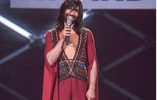 """Conchita Wurst, de nerecunoscut. Cum arată """"cântăreața cu barbă"""" acum"""