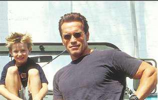 fiul cel mare al lui Arnold