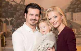 Cum arată soția lui Mihai Petre, însărcinată în opt luni