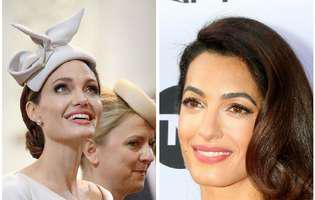"""Scandal la Hollywood! Angelina Jolie o atacă dur pe Amal Clooney: """"E o invidioasă. Și-ar dori să fie ca mine"""""""