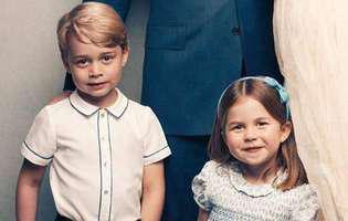 Cum își alintă copii Kate Middleton și prințul William. Iată cum o strigă pe Charlotte