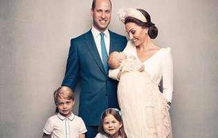 Cum arată portretul de Crăciun cu ducii de Cambridge și copiii lor. E total inedită și a atras atenția tuturor