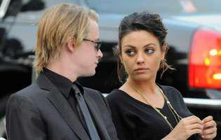 Mila Kunis relatie cu Macaulay Culkin