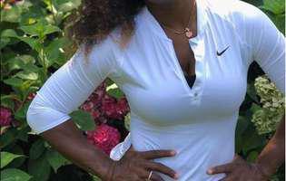 Serena Williams Venetia