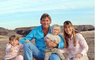 Steve Irwin si-a prezis propria moarte