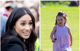 Meghan Markle și micuța prințesă Charlotte au o relație extrem de specială. Cum a reușit ducesa de Sussex să o cucerească pe nepoțica ei