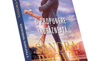 """""""O propunere îndrăzneață"""" de Sandra Brown – dragostea vine pe neașteptate"""