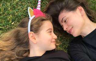 """Monica Gabor, mesaj disperat, după ce fiica ei a primit un diagnostic îngrijorător.""""Irinuca are acum nevoie de operați"""""""