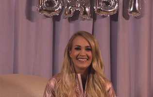 Carrie Underwood insarcinata