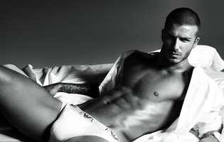 Care e adevărul legat de celebrele fotografii cu David Beckham în lenjerie intimă. Sunt sau nu trucate?