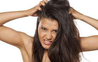 mâncărimile scalpului