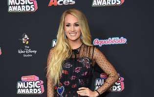 Carrie Underwood a pierdut trei sarcini