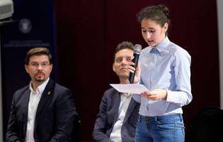 Copiii au luat cuvântul într-o consultare cetățenească despre viitorul Uniunii Europene