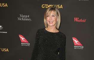 Olivia Newton John diagnosticata cu cancer