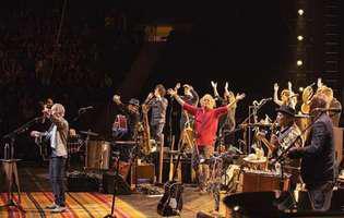 Paul Simon a sustinut ultimul concert