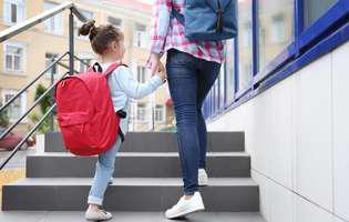 Prima zi de grădiniță sau de școală. Cum faci adaptarea mai ușoară