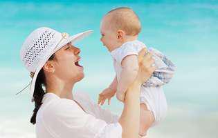 7 motive pentru care bebelușul sughiță și cum îl oprești