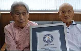 cel mai longeviv cuplu casatorit