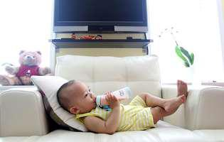 Când și cum îl dezveți de biberon pe copilul tău