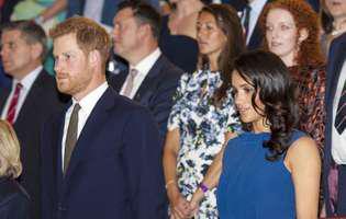 Ce spune prințul Harry despre sarcina lui Meghan Markle