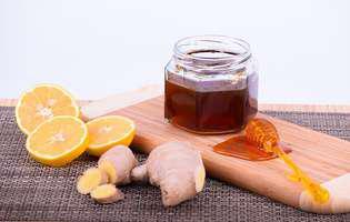 Mierea cu ghimbir - 6 beneficii surprinzătoare pentru organism
