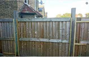 romanii i-au reparat gardul unei britanice