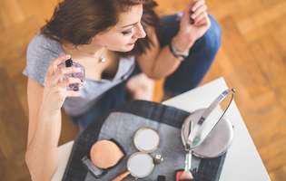 Aplicarea parfumului - unde îl aplici pentru ca mirosul să persiste