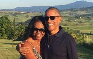 Barack si Michelle Obama au sarbatorit 26 de ani de casnicie