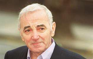 Charles Aznavour testament