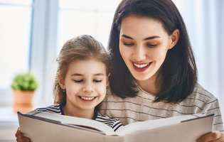 Cum poţi îmbunătăţi memoria şi capacitatea de învăţare a copilului tău: Încurajează-l să citească