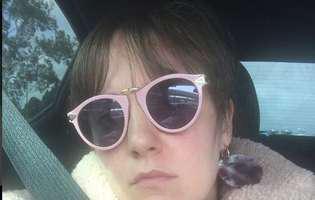 Lena Dunham ovar extirpat