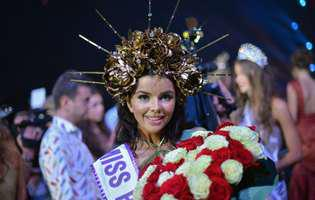 Miss Ucraina a fost descalificata
